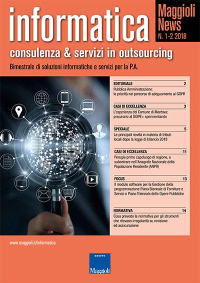 Informatica, Consulenza e Servizi in outsourcing Maggioli News
