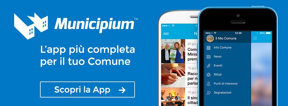 municipium - la app per il tuo comune