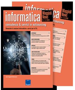 Bimestrale di soluzioni informatiche e servizi per la P.A.