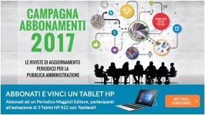 Campagna Abbonamenti 2017