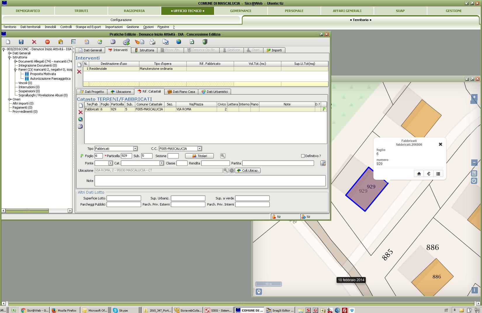 J ter for Software di progettazione edilizia domestica