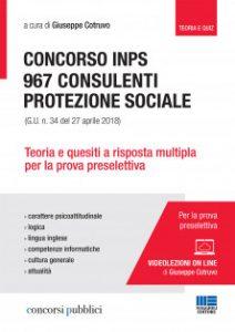 Corsi gratuiti per concorsi pubblici maggioli for Inps servizi per aziende e consulenti