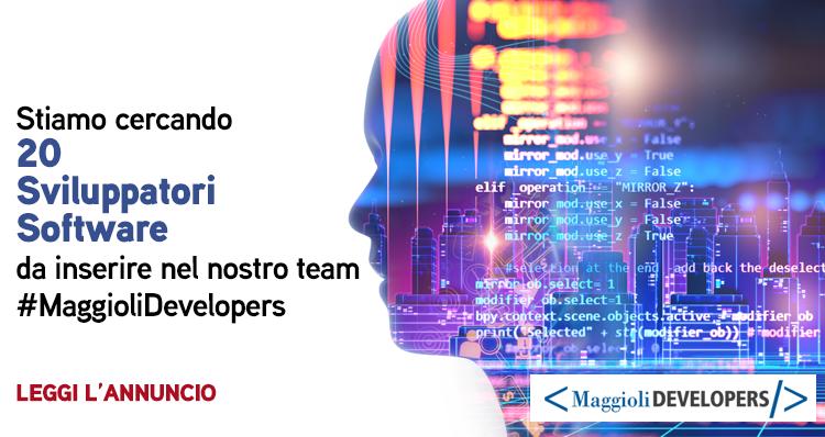 20 programmatori software per progetto di r d maggioli for Progetto software