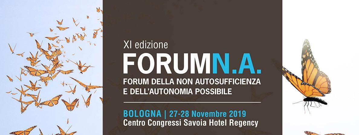 Forum non autosufficienza e autonomia possibile